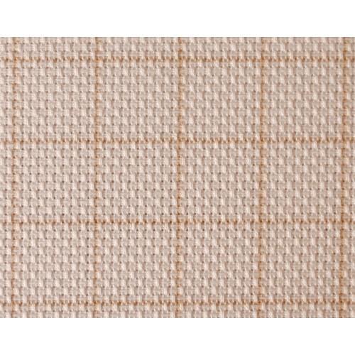 Kanwa AIDA Zweigart z kratką - gęstość 54/10cm (14 ct) ecru