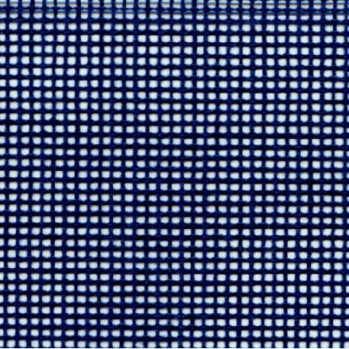 Kanwa kolorowa - 56/10cm (14 ct) – 21x28 cm granatowa