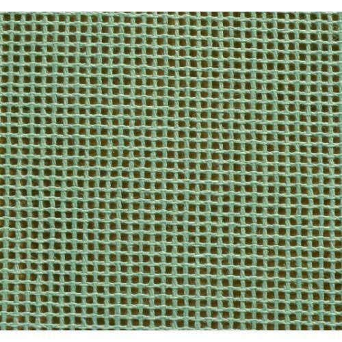 Kanwa kolorowa - 56/10cm (14 ct) – 21x28 cm zielona jasna