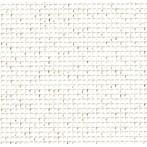 Kanwa kolorowa - 56/10cm (14 ct) – 21x28 cm srebrna