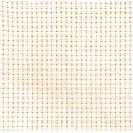 AIDA 54/10cm (14 ct) 15x20 cm ecru