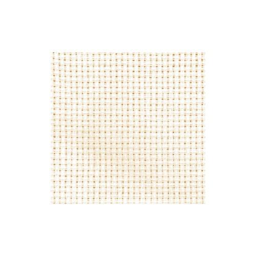 AIDA 54/10cm (14 ct) 40x50 cm ecru