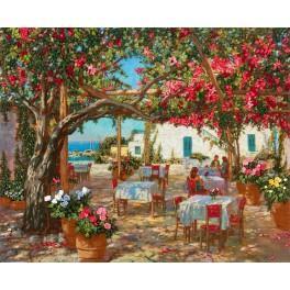 Zestaw wstążeczkowy - W różanym ogrodzie