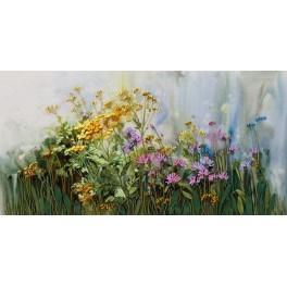 Zestaw wstążeczkowy - Barwy łąki