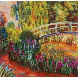 Zestaw wstążeczkowy - Wiosenny ogród