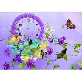 Zestaw wstążeczkowy - Zegar