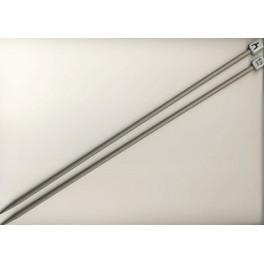 Druty proste rurkowe powlekane 35 cm, 8mm