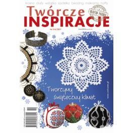 Twórcze Inspiracje 5-6/2017, ISSN 2449-6987