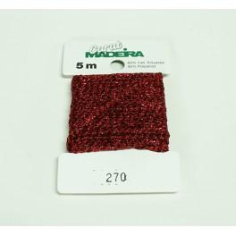 Taśma do haftu - Taśma Carat Madeira