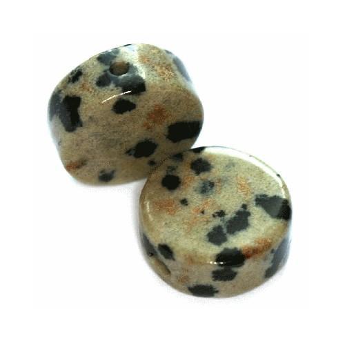 Kamienie i Pastylki jaspis 12 mm