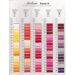 Mulina ARIADNA - wybierz kolory