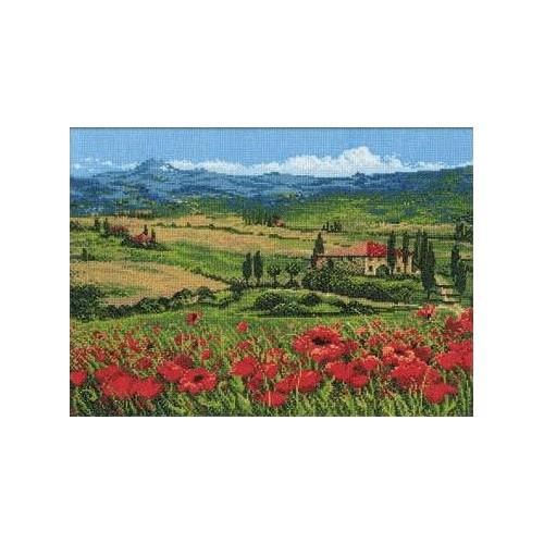 Zestaw z muliną - Toskania