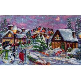 Zestaw z muliną - Noc Bożego Narodzenia