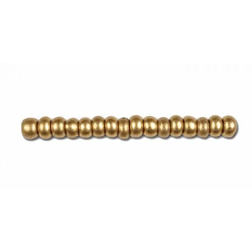 Koraliki Preciosa metalizowane Rocailles (2,3mm)
