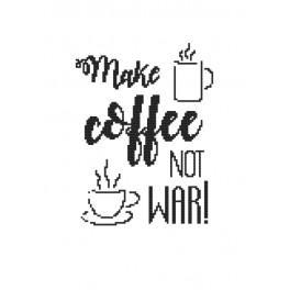 Z 8885 Zestaw do haftu - Coffee