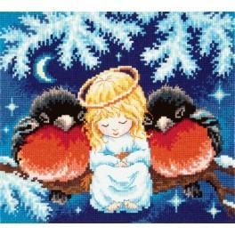 Zestaw z muliną - Bożonarodzeniowa opowieść