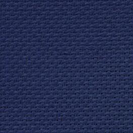 Kanwa AIDA - gęstość 54/10cm (14 ct) Tajlur granatowa