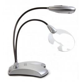 Mini lupa z lampką LED 2