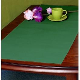 Bieżnik Aida 45x110 cm zielony