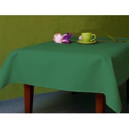 Obrus Aida 110x160 cm zielony