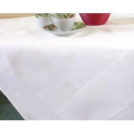 Obrus Pola 90x90 cm biały
