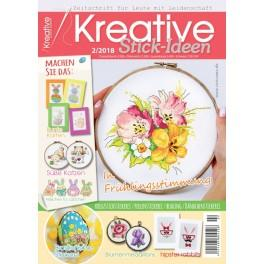 Kreative Stick-Ideen 2/2018