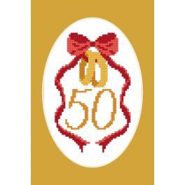 W 8905 Wzór graficzny ONLINE pdf - Kartka - Złote Gody