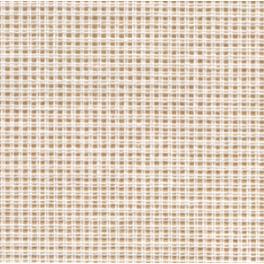 963-01 Kanwa usztywniana gęst. 60/10 cm (15 ct) - kolor biały
