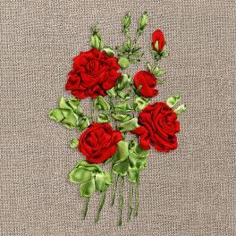 Zestaw wstążeczkowy – Róże