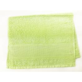 Ręcznik frotte seledynowy 40x60 cm