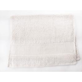 Ręcznik frotte ecru 40x60 cm