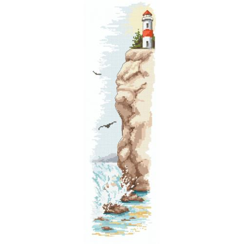 Wzór graficzny - Latarnia morska