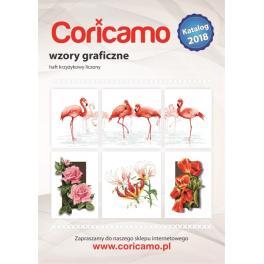 Katalog wzory graficzne Coricamo 2018