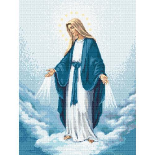 Zestaw z muliną - Matka Boska Niepokalanego Poczęcia