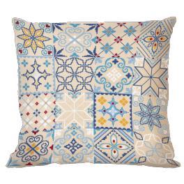 Wzór graficzny - Poduszka marokańska I