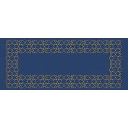 Zestaw z muliną i bieżnikiem - Bieżnik marokański III