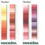 Wzornik kolorów firmy MADEIRA