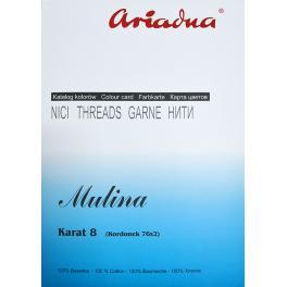 Wzornik kolorów firmy ARIADNA