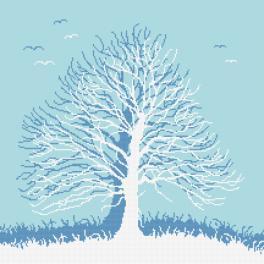 Wzór graficzny online - Drzewo marzeń