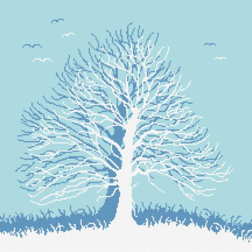 Wzór graficzny - Drzewo marzeń