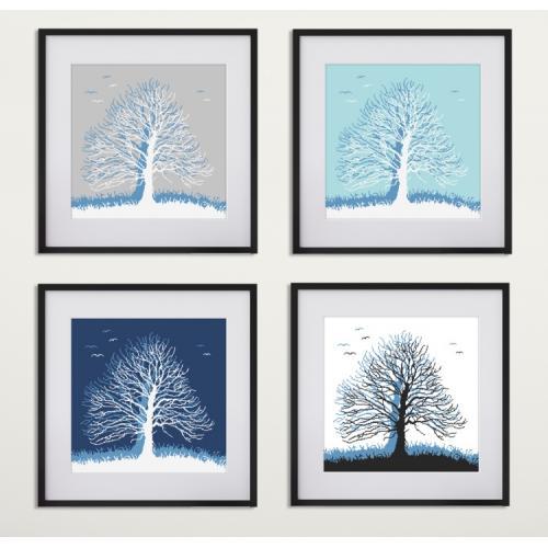 Zestaw z muliną - Drzewa marzeń