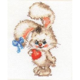 Zestaw z muliną - Dla mojego króliczka