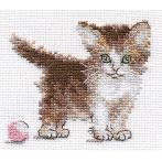 Zestaw z muliną - Mały kotek