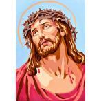 Zestaw do diamond painting - Jezus Chrystus