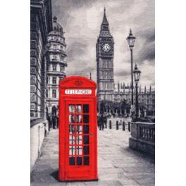 Zestaw z muliną - Symbol Londynu