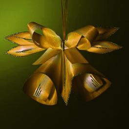 Osikowe wióry - zestaw - Zestaw na dzwonki podwójne Delja