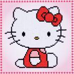 Zestaw do diamond painting - Hello Kitty