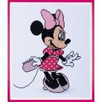 Zestaw do diamond painting - Minnie z portmonetką