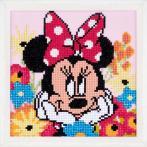 Zestaw do diamond painting - Rozmarzona Minnie