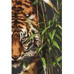 Zestaw z muliną - Tygrys